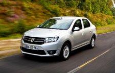 Dacia logane model 2015 première main