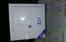 i12 TWS Écouteurs Bluetooth