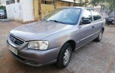 Hyundai accenr 2005