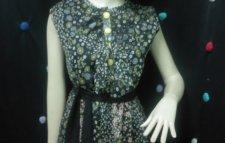 Une robe cloche élégante