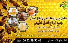 MIEL NATUREL عسل طبيعي
