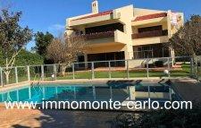 villa d'architecte avec piscine à souissi