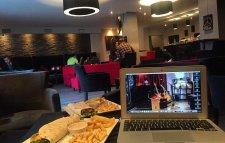 Café-restaurant (fond et mur) à vendre à settat
