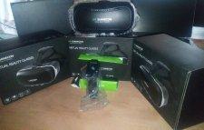 VR casque de réalité virtuelle