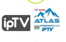 abonnement iptv ATLAS PRO 12M