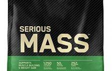 Serious Mass Gainer USA 5.4kg vanille