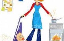 Nounou et ménagère