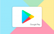 Carte Google Play Euros FR