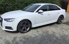Audi A4 LIMOUSINE 2.0-190 Sport LED-Matrix