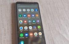 Samsung A8+ 64 Gb stockage 4 GB Ram