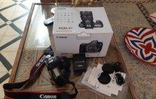Canon 6D plein format ( comme neuf)