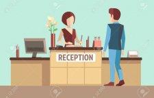 110 assistantes réceptionnistes sont requis  مطلوب 110 مساعدي استقبال