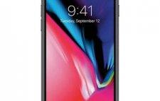 iPhone 8 64 Go - noir