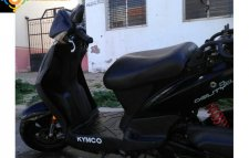 Scooter Kymco Agility Delivery