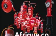 Protection incendie laayoune Sahara Maroc