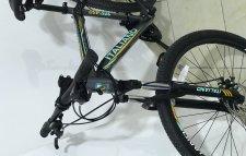 Vélo aluminium neuf
