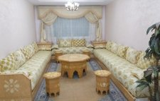 Appartement meublé à louer à Tanger
