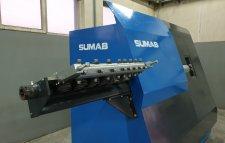 FRENCH Cintreuse d'étriers à double fil SUMAB WB-12