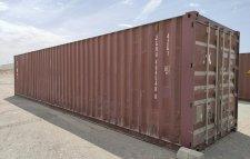 Fournitures de conteneurs maritimes 20 et 40 pieds (6m)