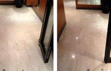 cristallisation et traitements des sols marbre