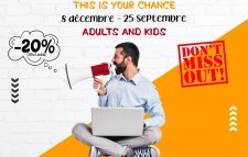Cours d'anglais adultes et formations intensives Institut Americain Temara