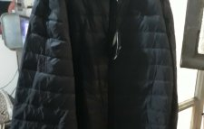 veste de plumes canard